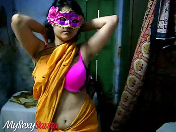 Hot Stripping Sex Of Savita Bhabhi