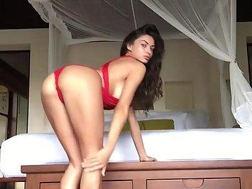 Samita Patel Exotic Desi Babe Solo Masturbation