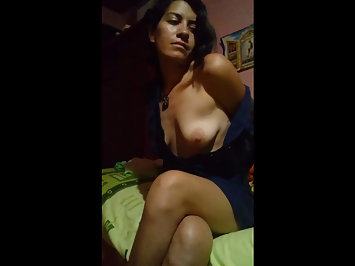 Exotic Indian Girl Solo Masturbation Sex Video